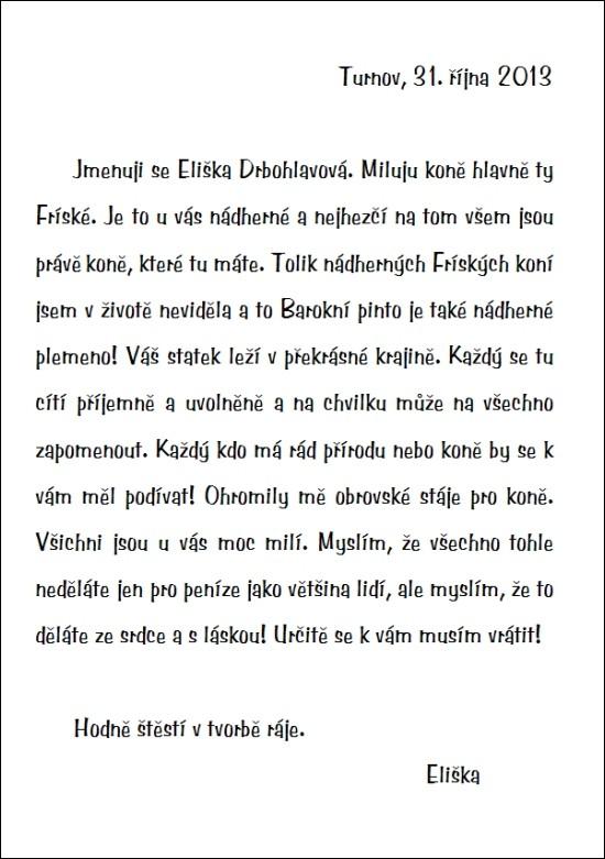 dopis-eliska-2013-10