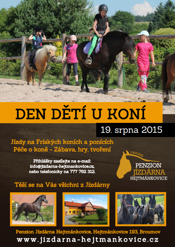 Den deti s koni 2015-08-19