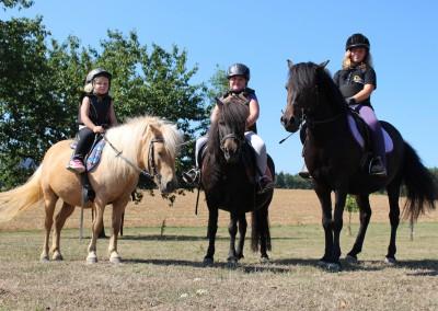Letní příměstský tábor s poníky