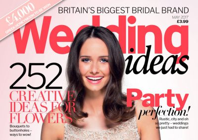 Wedding Ideas Magazine May 2017